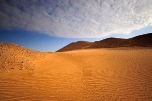 Kuwait desert