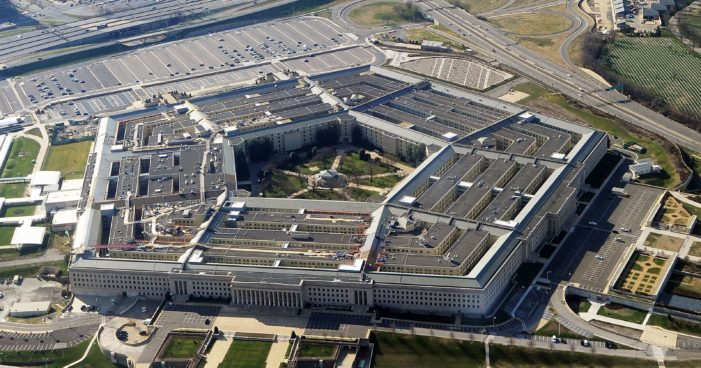 'Anticipatory freakout': Politically correct minorities at Pentagon checking their rearview mirrors