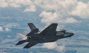 F-35 Lightning II Adir. /Lockheed Martin
