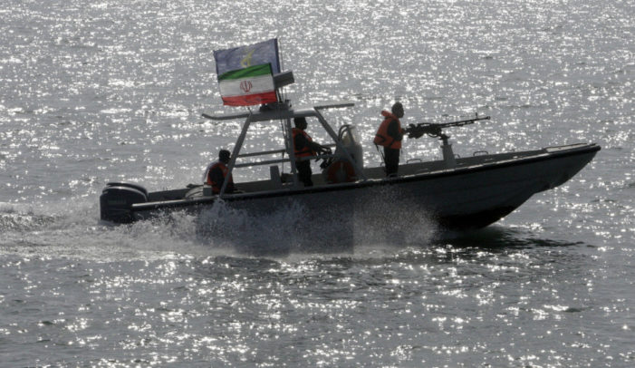 More tension in the Persian Gulf as Iran gunboat takes aim at U.S. helicopter
