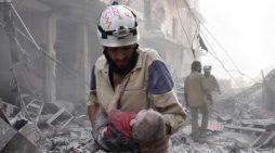 As the world watches, Aleppo descends into Dante's Inferno