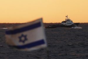 The UN has said Israel's naval blockade of Gaza is legal.