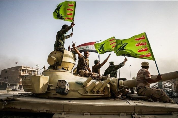 Iraq's parliament grants legal status to Shi'ite militias