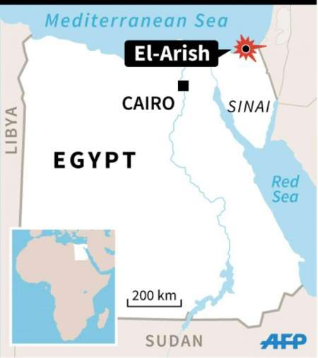 Egypt's military hit by major ISIL attack in the Sinai