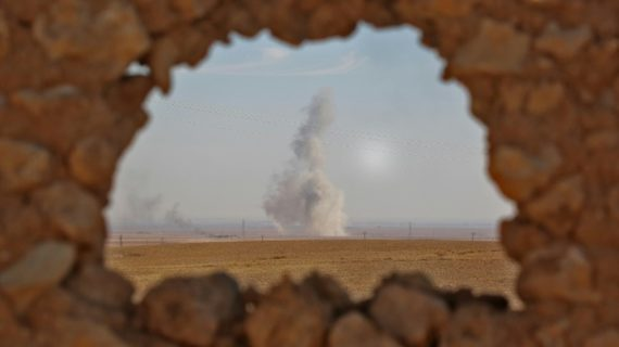 On election day in U.S., a fight to the death with ISIL rages in Raqqa, Syria and Mosul, Iraq