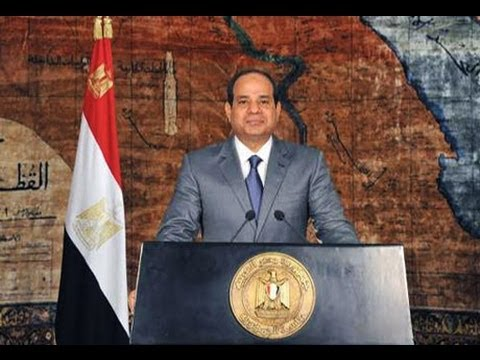 Egypt's Sisi sees U.S. re-engagement: Trump has 'deep understanding' of our region