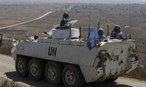 UNDOF peacekeepers. /Reuters