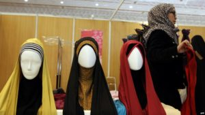 Women's attire has been tightly controlled in Iran since the Islamic Revolution in 1979. /AFP