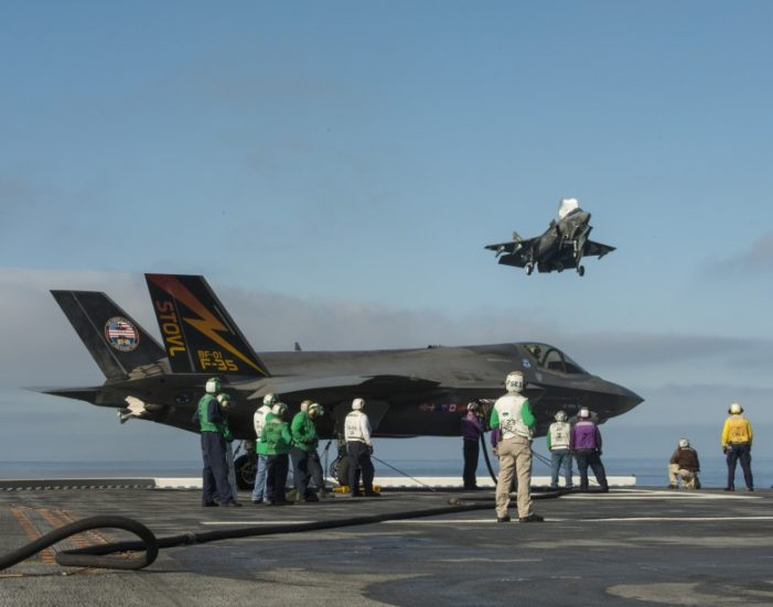 Analyst: Why Trump was right on 'out of control' F-35 costs