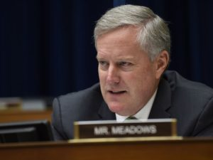Rep. Mark Meadows. /AP