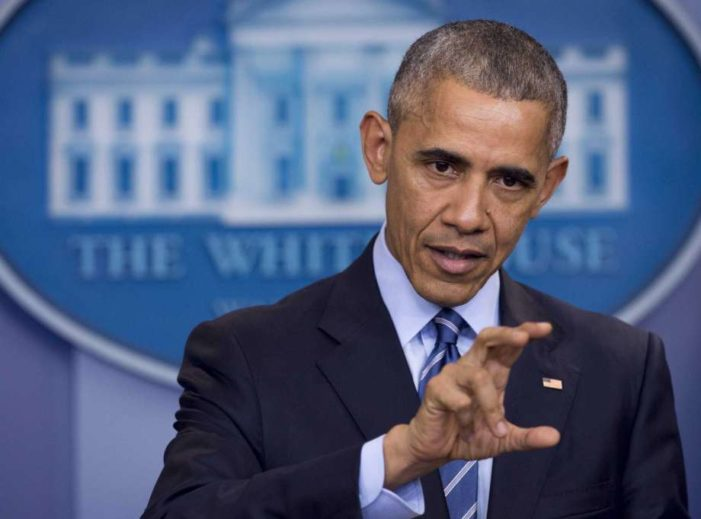 Hill: Obama is under mounting pressure to prove his charge that Russia interfered with election
