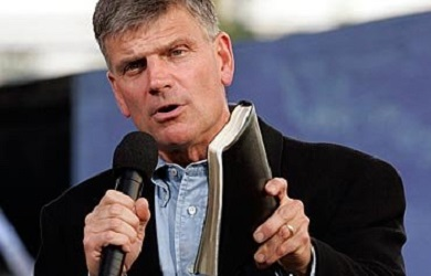 Franklin Graham compares Cuban regime to ideals preached by Democratic Party