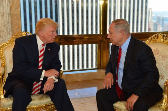 Netanyahu to work with Trump to fix 'bad' Iran nuclear deal