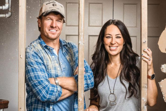 BuzzFeed targets famous TV 'Fixer Upper' couple for belonging to the wrong church