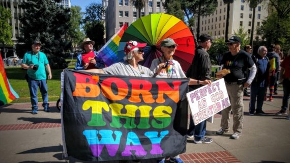 Study finds major tenets of LGBT narrative 'not supported by scientific evidence'