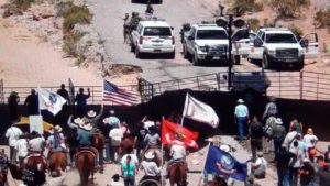 Bundy Ranch standoff in Nevada