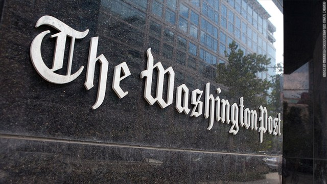 How the Washington Post is profiting from its own 'fake news'