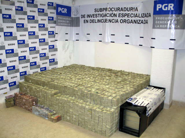 Do the math: Use Mexican drug cash to pay for the wall