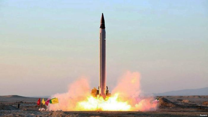 U.S. calls urgent UN Security Council meeting over Iran missile test