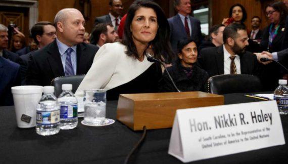 U.S., citing Iran's arming of Hizballah, urges UN to enforce arms embargo