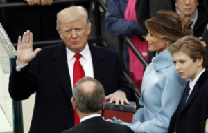 President Trump's inaugural address: 'We will shine for everyone to follow'