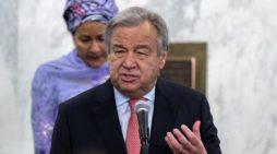New UN secretary general starts new job 'without Illusions'