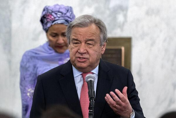 New UN secretary general starts new job 'without Illusions'