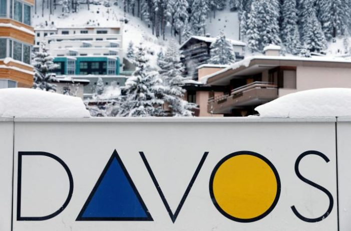 Global economy is booming but the global elites in Davos are not celebrating