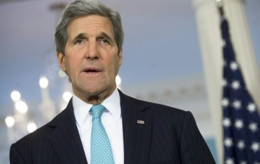 Kerry, on leaked tape, says U.S. watched ISIL's rise in Syria and hoped to 'manage it'