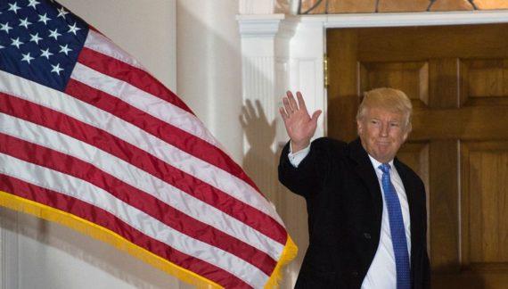 Shock and awe: Trump landing parties traumatize Washington