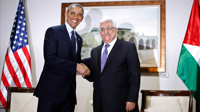 Palestinians claim they have already gotten Obama's farewell gift