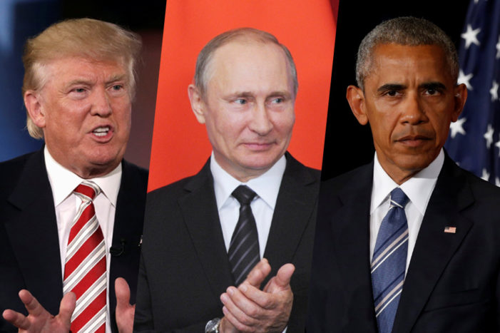 'Worse than prostitutes': Putin says Obama, authors of 'fake' dossier are out to undermine Trump
