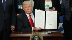 Par for the course: The Left lies about Trump's travel ban