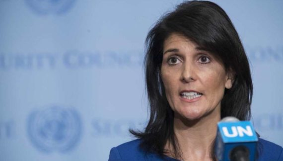 U.S. ambassador Nikki Haley: Why does the UN 'obsess over Israel'?