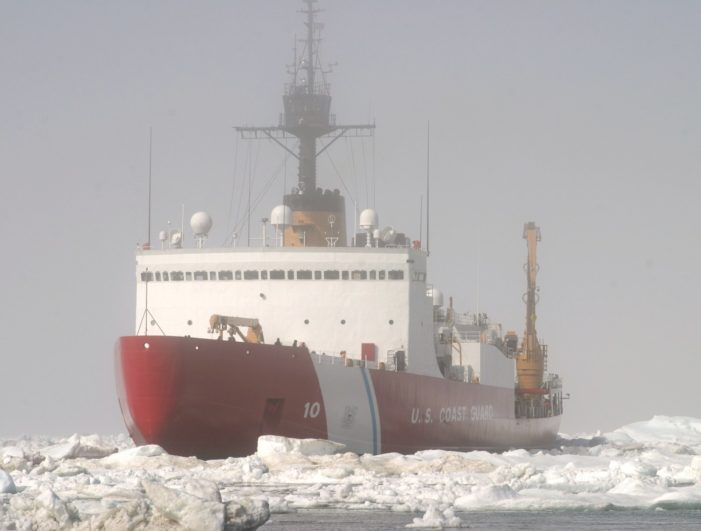 Geostrategy: Russia takes the Arctic seriously, U.S. has only two icebreakers