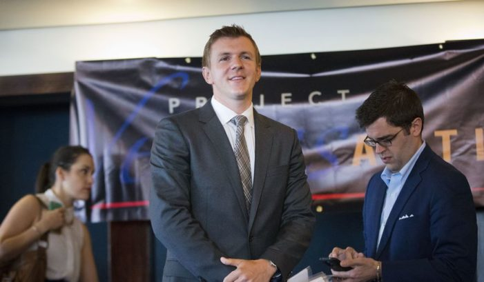 O'Keefe vows to turn nation's newsrooms inside out