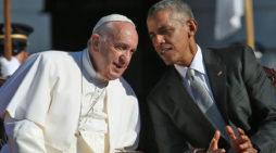 Shame: Pope Francis betrays Christendom, denounces a U.S. president