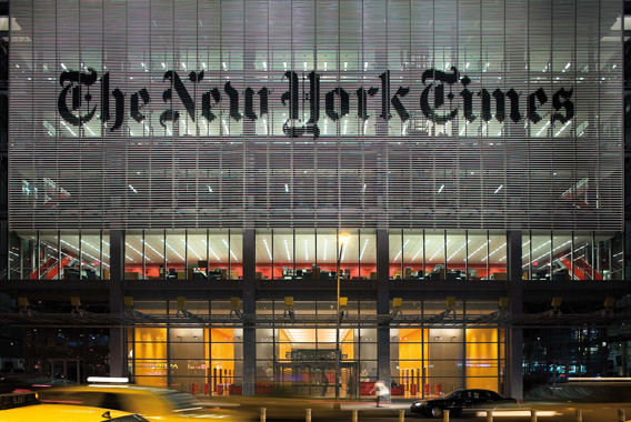 NY Post scores NY Times for recycling unsourced reports on Trump-Russia contacts