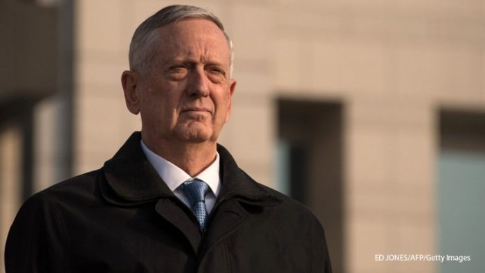 Mattis slams Iran as 'single biggest state sponsor of terrorism in the world'