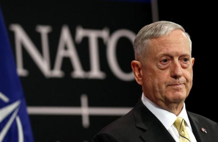 Mattis: U.S.-Russia military collaboration not possible at this time