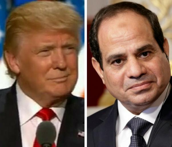Trump sparks hope in Cairo after Obama 'took sides against Egypt in its darkest moment'