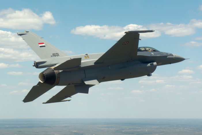 Iraq bombs ISIS in Syria for first time, coordinates with Assad, U.S. intel