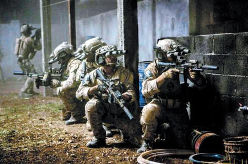 U.S. Navy's SEAL Team Six in South Korea for drill simulating 'removal' of Kim Jong-Un