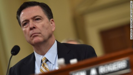 Who is James Comey? Unelected Obama appointee investigated both candidates in tense 2016 showdown