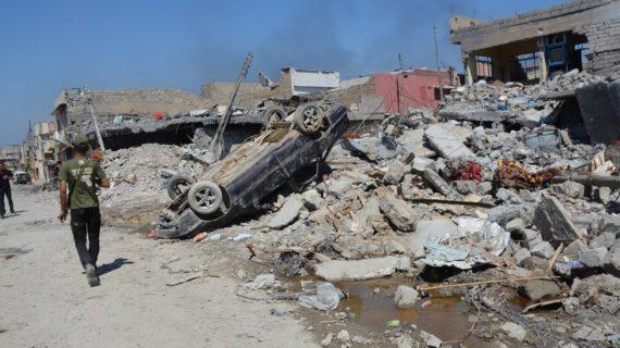 Iraq military: ISIS bomb, not U.S. airstrike, killed 200 civilians in Mosul