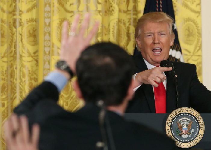 Honeymoon? Report details 88 percent 'hostile' coverage in new president's first 30 days