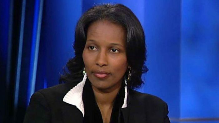 Ayaan Hirsi Ali warns: Radical Islamist ideology must not take root in U.S. as it did in Europe