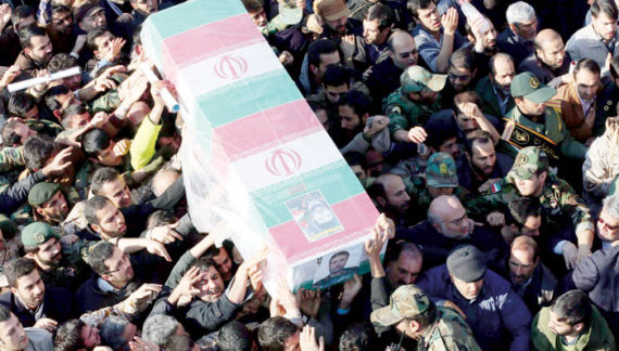 Iran loses more than 2,500 fighters, 10 generals in Syria, Iraq conflicts