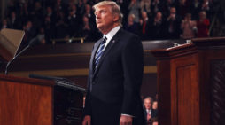 Trump's clear message to the nation and the world: 'America is once again ready to lead'