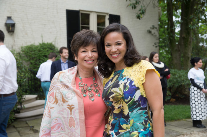 Valerie Jarrett's daughter tapped by CNN to cover the Justice Department